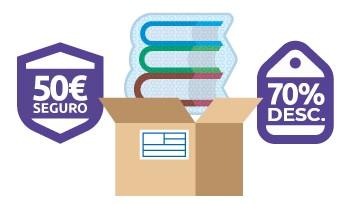 Ventajas de realizar el envío de libros con Sendiroo