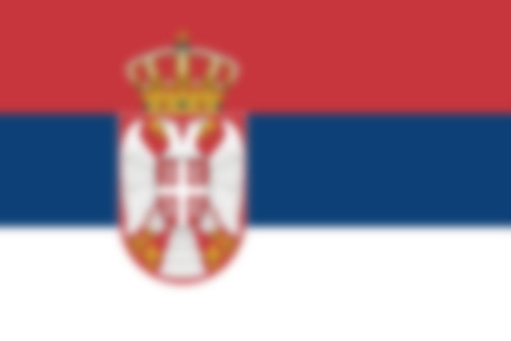 Envios para a Sérvia